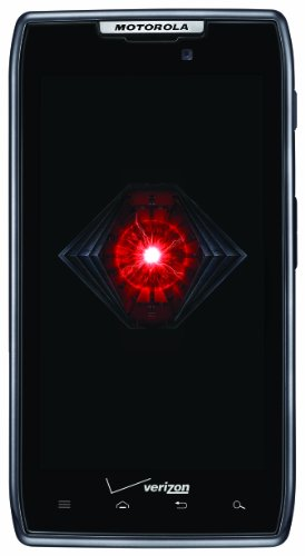 Motorola DROID RAZR, Black 16GB (Verizon Wireless)