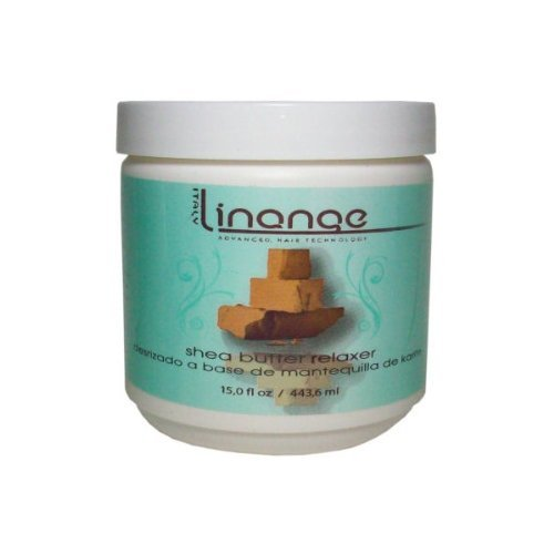 Linange Shea Butter Relaxer 15oz Sale!