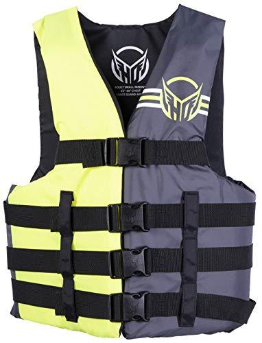 人気満点 HO HO Sports ジャケット メンズ ユニバーサル スキー ウェイクボード ウェイクサーフ L/XL, ベスト ジャケット ブルー S/M, L/XL, SXL SXL Yellow/Ash B0064FZT6U, オウジチョウ:15fefbf9 --- a0267596.xsph.ru
