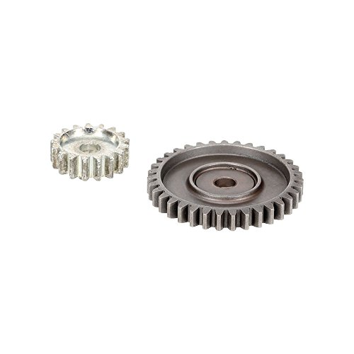 (JIMI 08033 35T & 17T Pinion Gear Combot Set for 1/10 HSP 94188 4WD Nitro RC Monster Truck)