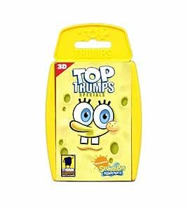 Winning Moves Top Trumps Spongebob