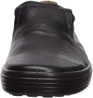 Ecco Mens Soft 7 Slip-on Fashion Sneaker