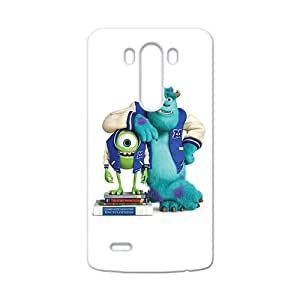 Monsters University Design Pesonalized Creative Phone Case For LG G3
