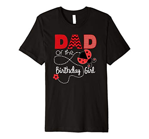 Ladybug Birthday Matching Shirt Mom