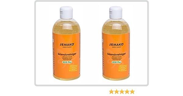 2 x limpiador JEMAKO ECO PLUS (2 botes de 500 ml): Amazon.es: Hogar