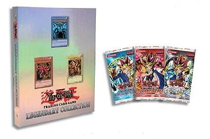 Yu Gi Oh Colecciones Legendarias Juego De Cartas Version Inglesa