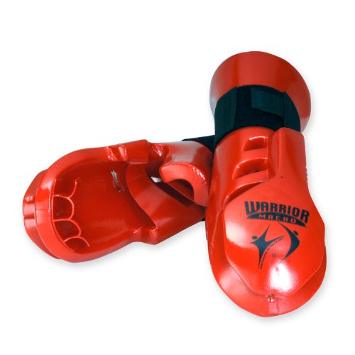 - Macho Warrior Punch (Red, X-Large)