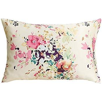 Amazon.com: LULUSILK Mulberry Silk Pillowcase for Hair and