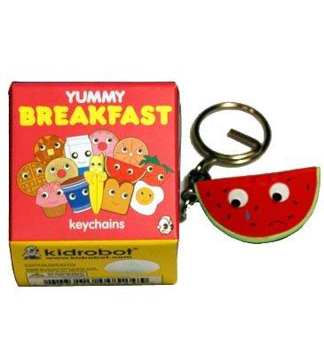 Yummy Breakfast Keychain - 9