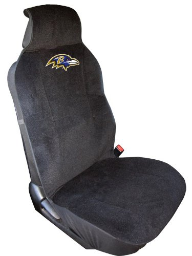 Baltimore Ravens Bucket (NFL Baltimore Ravens Seat Cover)
