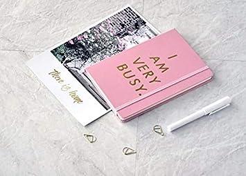 ShAwng A5 Kawaii Planificador de Cuaderno Punteado Lindo ...