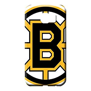 samsung galaxy s6 edge Sanp On High Quality Back Covers Snap On Cases For phone phone carrying cases boston bruins