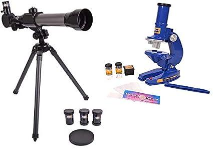 Hh poland teleskop fernrohr mikroskop set für kinder astronomie
