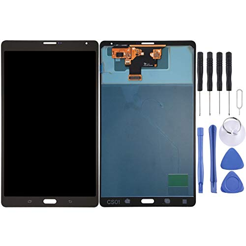(#94) LCD Screen and Digitizer Full Assembly for compatible with Galaxy Tab S 8.4 LTE / T705(Black) (Galaxy T705 S Tab Samsung)