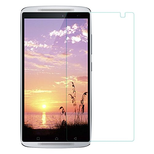Kepuch Amazing 9H Straight Edge Tempered Glass Screen Protector Protecting Eyesight for Lenovo Vibe X3 Lite K4 Note - H