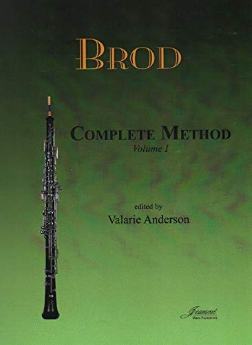 Complete Method for Oboe, Vol. 1