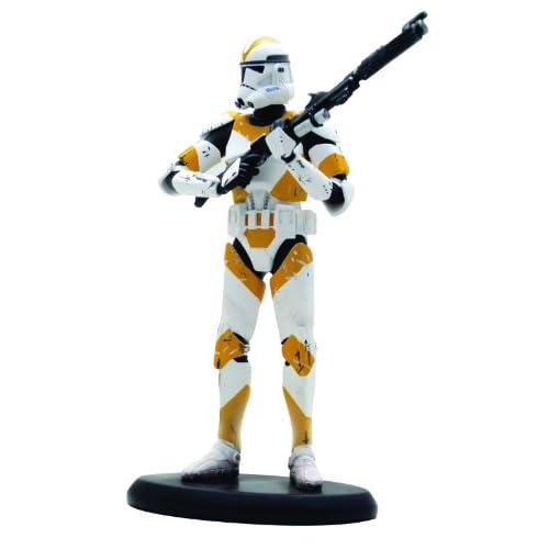 Star Wars - Statuette 212th Attack Battalion : Utapau Clone Trooper - Collection 1/10