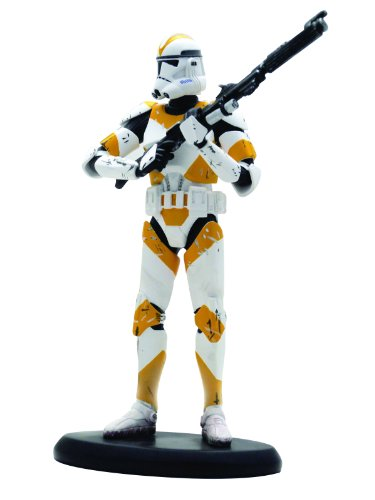 12th Attack Battalion: Utapau Clone Trooper Statue (1:10th Scale) (Adult Clone Trooper Commander)