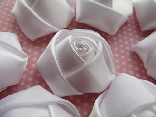 YYCRAFT Pack Of 20 Satin Rose 2