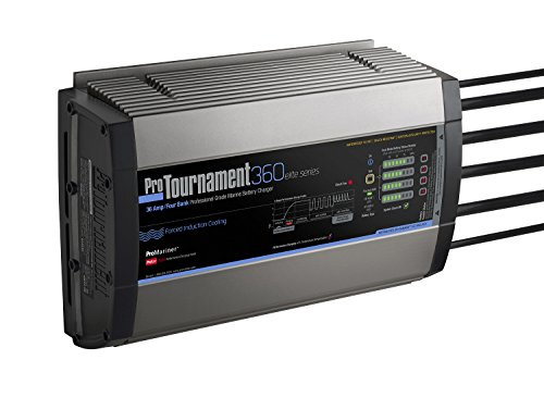 Series Tournament (ProMariner Tournament 36 Amp 12/24/36/48V Elite Battery Charger)