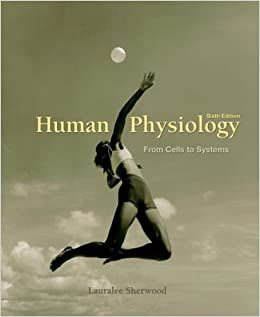 Human Physiology From Cells To Systems Sixth Edition 6th Lauralee Sherwood Amazon Books