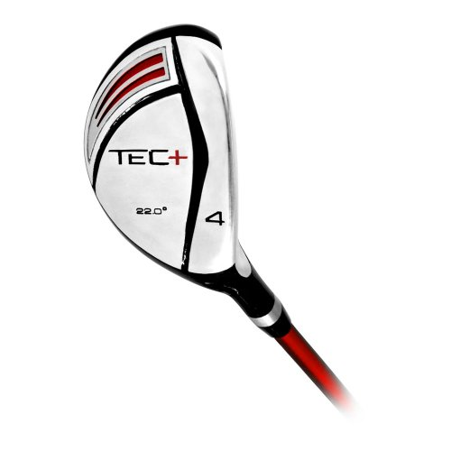 Intech Men's TEC + 4 Hybrid (Right Hand, Graphite), Outdoor Stuffs