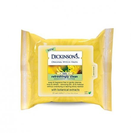 Dickinsons Original Witch Hazel 25 ct (2 pack) by Dickinson's