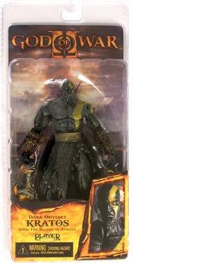 NECA God of War II Video Game Magic of the Gods Action Figur