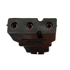 HONEYSEW Foot Control with Cord For Juki Serger MO-623 MO-644D MO-654DE MO-655 MO-734DE MO-735 by HONEYSEW