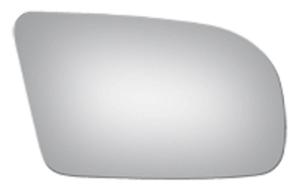 Mirrex 83080 2009-2014 Passenger/Right Side Replacement Fitting Nissan Maxima Mirror Glass W/O Backing Plate