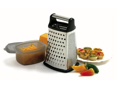 Norpro 4 Sided Grater Catcher Stainless