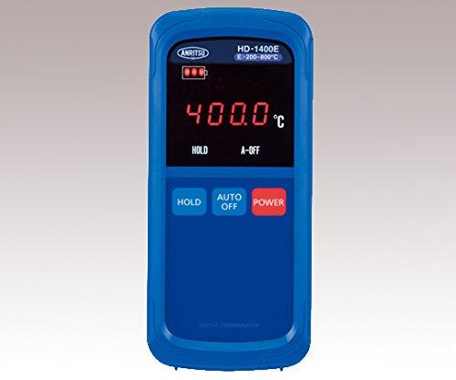 安立計器2-1082-16ハンディタイプ温度計LEDKタイプ(-200~+1370℃) B07BD2RJQ8