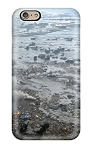 For Iphone 6 Tpu Phone Case Cover(japan Tsunami - Earthquake March 2011)
