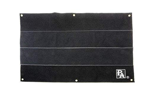 Primary Arms Morale Patch Display Panel - Large and Reversible with 3 Pack Patch Set in Olive/Black by Primary Arms