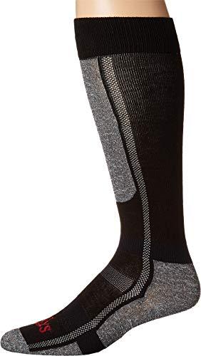 Hot Chillys Men's Premium Low Volume Socks Black/Heather ()