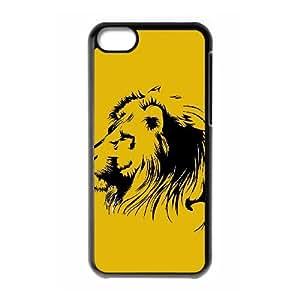 iPhone 5C LION Theme Phone Shell
