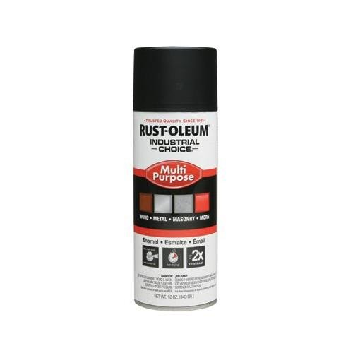 Rust-Oleum 242657 INDUSTRIAL CHOICE 1600 ENAMEL AEROSOL IND BRONZE