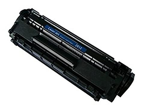 Replacement Black MICR Toner for HP 12A, Q2612A, 12X, Q2612X, LaserJet 1010, 1012, 1015, 1018, 1020, 1022, 3015, 3020