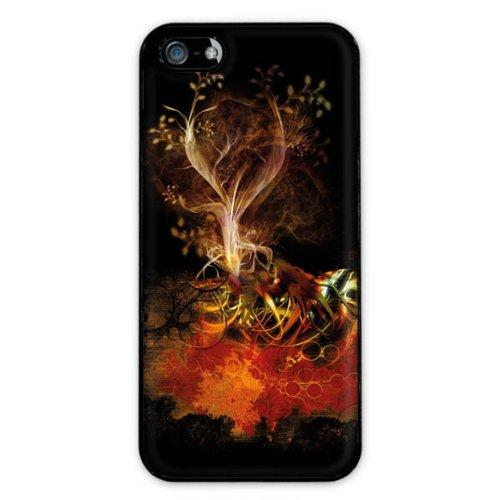 Diabloskinz H0081-0010-0007 Tree of Life Schutzhülle für Apple iPhone 5/5S