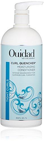 Ouidad Curl Quencher(R) Moisturizing Conditioner 33.8oz. (Ouidad Curl Quencher Hydrafusion Intense Curl Cream)