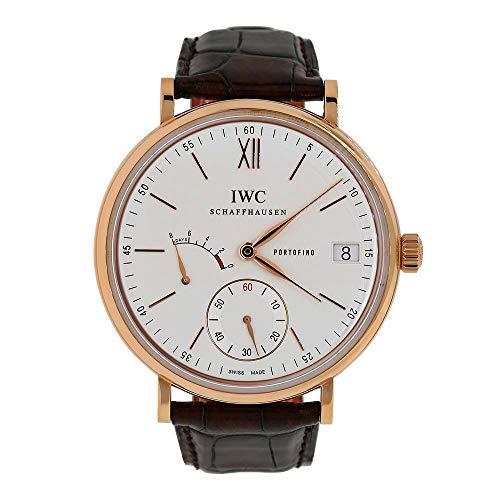 - IWC Portofino Mechanical-Hand-Wind Male Watch IW510107 (Certified Pre-Owned)
