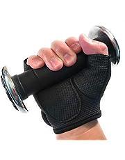 XSRTT Guantes de Entrenamiento con Muñequeras, Crossfit Gym Workout Guantes Deportivos para Hombres y Mujeres, Protección Antideslizante para Los Dedos