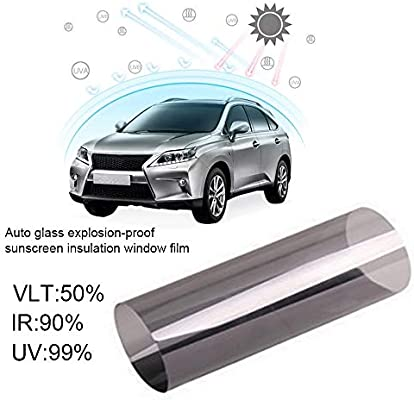300 x 76/ cm 35 /% visibility Window Film Window Tint Privacy Film Sun Protection Film
