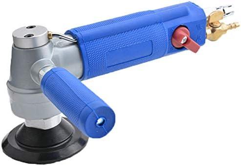 TOOGOO Inyecci/óN de Agua de 3 Pulgadas Molino de Agua Neum/áTico M/áQuina de Pulidora Neum/áTica Profesional Lijadora de Agua Neum/áTica