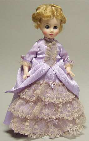 Madame Alexander Lucretia Garfield, First Lady Doll Collection, Series IV ()