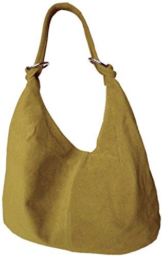 MODE Bag DIVA MODE Shoulder Womens Womens yellow Shoulder yellow DIVA Bag DIVA UqSSdw0