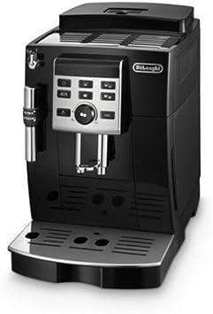 DeLonghi ECAM 23.123 B Independiente Máquina espresso Totalmente automática - Cafetera (Independiente, Máquina espresso, De café molido, Molinillo integrado, 1450 W, Negro): Amazon.es: Hogar