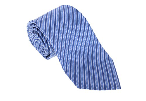 cesare-attolini-napoli-mens-blue-with-navy-blue-stripes-handmade-silk-necktie