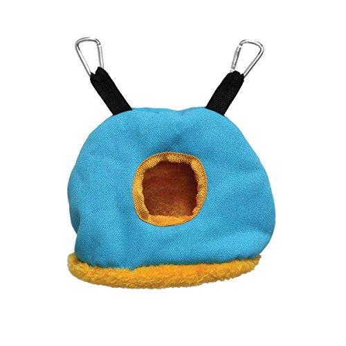 Prevue Pet Small Blue Snuggle Sack - (Prevue Pet Snuggle Sack)
