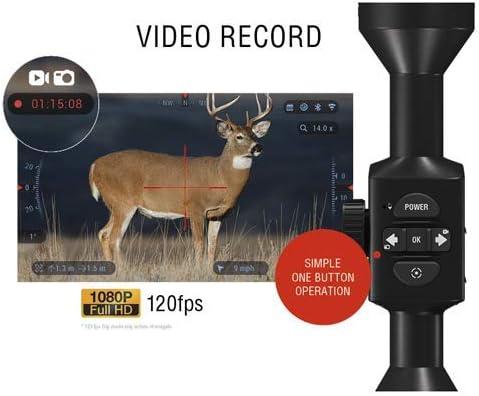 theOpticGuru ATN X-Sight-4k Pro Smart Day/Night Scope w/Full HD Video rec